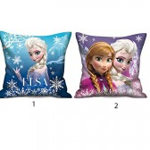 Bevroren Elsa 35 cm vierkant kussen
