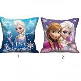 Gefrorene Elsa 35 cm quadratische Kissen