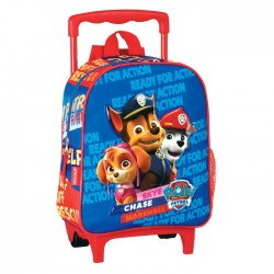 Rolling Native Backpack Paw Patrol Ruff 28 CM - Trolley