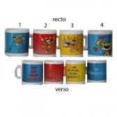 Mini mug Marsupilami