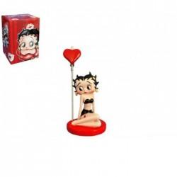 Tür-Foto Betty Boop Pinup 11 cm