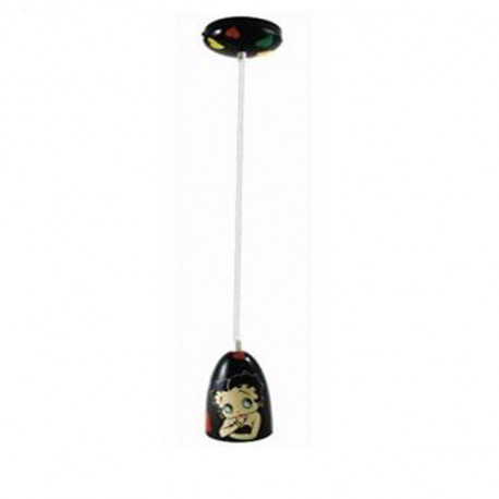 lampe betty boop a suspendre
