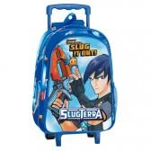 Backpack skateboard Slugterra Action 37 CM trolley maternal - Binder