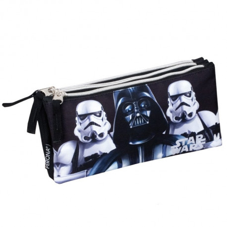 Trousse Star Wars Shadow - 3 compartiments