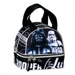Isoterma de bolsa merienda sombra de Star Wars