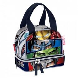 Sac goûter Avengers Team - sac déjeuner