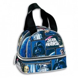 Isoterma de bolsa merienda espacial de Star Wars
