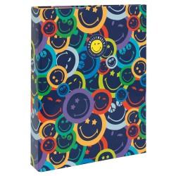 Classeur A4 Smiley Color 34 CM