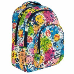 Smiley Spring 45 CM - 2 Cpt backpack