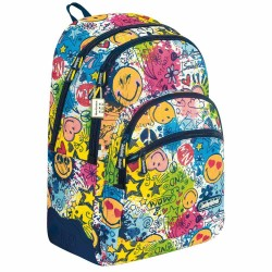 Backpack 44 CM ergonomic - 3 Cpt Spring Smiley