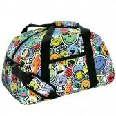 Smiley Spring 47 CM - travel bag gym bag