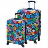 Smiley Fruit high-end suitcase
