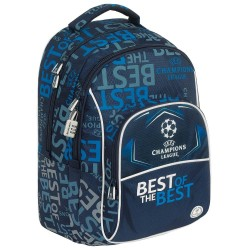 Sac à dos Champions League foot 45 CM - 2 Cpt