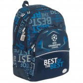 Sac à dos Champions League 44 CM ergonomique - 2 Cpt