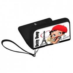 Portefeuille Betty Boop Paris 12 cm