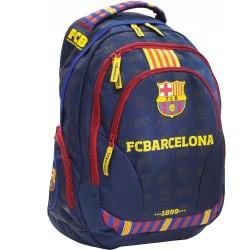 Sac à dos FC Barcelone Legend Haut de Gamme 45 CM - 2 cpt - FCB