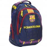 Sac à dos FC Barcelone 1899  Haut de Gamme 45 CM - 2 cpt - FCB