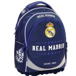 Sac à dos Real Madrid Ergonomique Blue 45 CM Haut de Gamme - 2 cpt