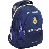 Real Madrid 45 CM oberer Bereich - 2 Cpt Basic Rucksack