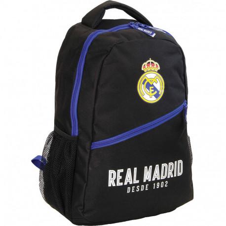 Sac à dos Black Real Madrid 43 CM