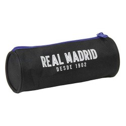 Trousse ronde Real Madrid Black 20 CM
