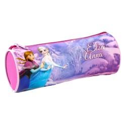 Rechthoek Kit bevroren 22 CM roze - 2 cpt snow Queen