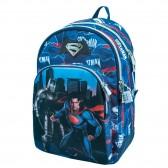 Sac à dos Batman Vs Superman 44 CM Ergonomique - 2 Cpt