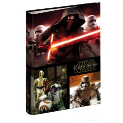 Carpeta A4 Star Wars Imperial 34 CM