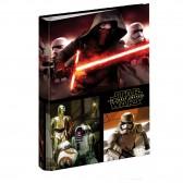 Classeur A4 Star Wars Legend 34 CM