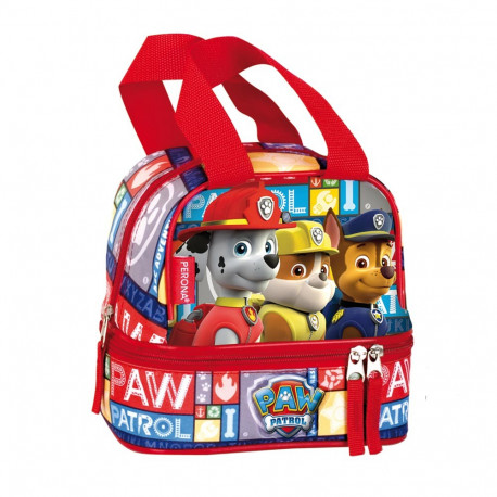 Sac goûter isotherme Paw Patrol Aventure - Pat Patrouille