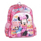 Backpack traveler Minnie 40 CM