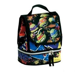 Sac goûter Tortue Ninja Together 22 CM - sac déjeuner
