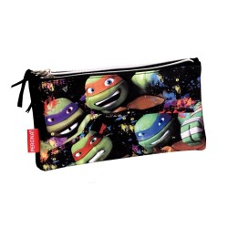 Trousse Tortue Ninja Together - 3 compartiments