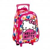 Sac à dos à roulettes Hello Kitty  Pretty 37 CM trolley - Cartable