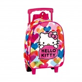 Sac à dos à roulettes Hello Kitty Pretty 28 CM trolley - Cartable
