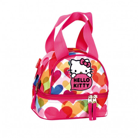 Sac goûter isotherme Hello Kitty Pretty