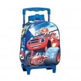 Sac à dos à roulettes maternelle Blaze Jump 28 CM trolley - Cartable