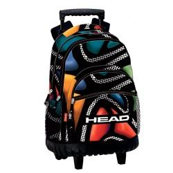 Backpack skateboard Skill 46 CM trolley premium - Binder Head