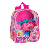 Sac à dos Trolls Poppy Happy 28 CM maternelle