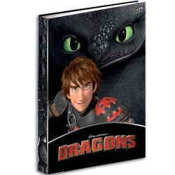 Binder A4 Dragon Fire 34 CM