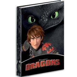 Carpeta A4 Dragons fuego 34 CM