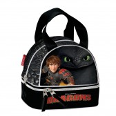 Sac goûter isotherme  Dragons Fire