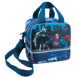 Sac goûter isotherme Batman Vs Superman