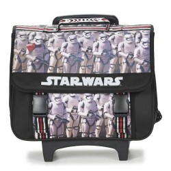 Backpack skateboard Star Wars Trooper 41 CM black high-end Trolley