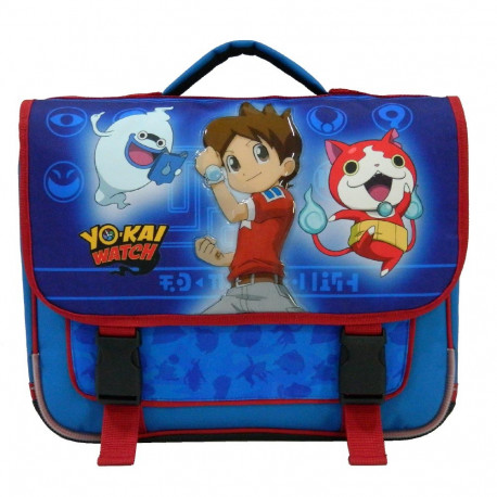 Cartable yo kai watch 38 cm haut de gamme for Salle de bain yo kai watch 2