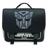 Cartable Transformers 38 CM Optimus Noir Haut de gamme