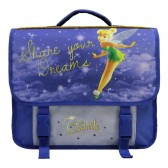 Rugzak Tinkerbell paars 38 CM