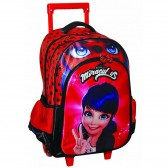 Binder wheeled Monster High 43 CM Trolley