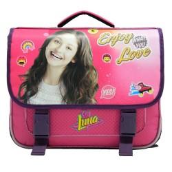 Binder Soy Luna 38 CM pink