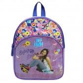 Maternal backpack Frozen the Queen of snow 32 CM Violet